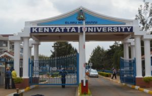 Kenyatta University bachelor degree